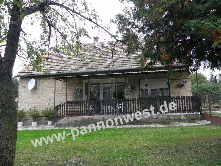 Bild 2: Günstiges, ebenerdiges Dorfhaus in Plattenseeregion