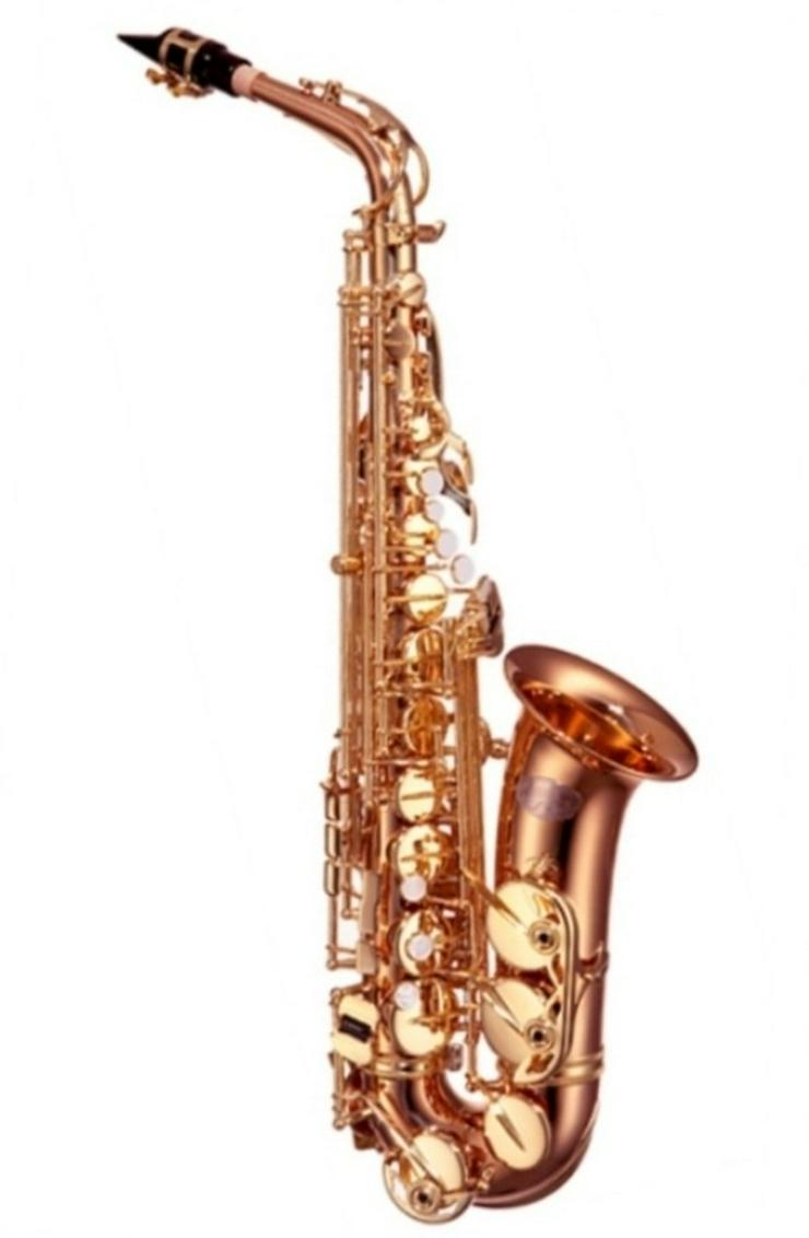 JUPITER Profi Altsaxophon JP 969 GL-RB, Neu - Blasinstrumente - Bild 1