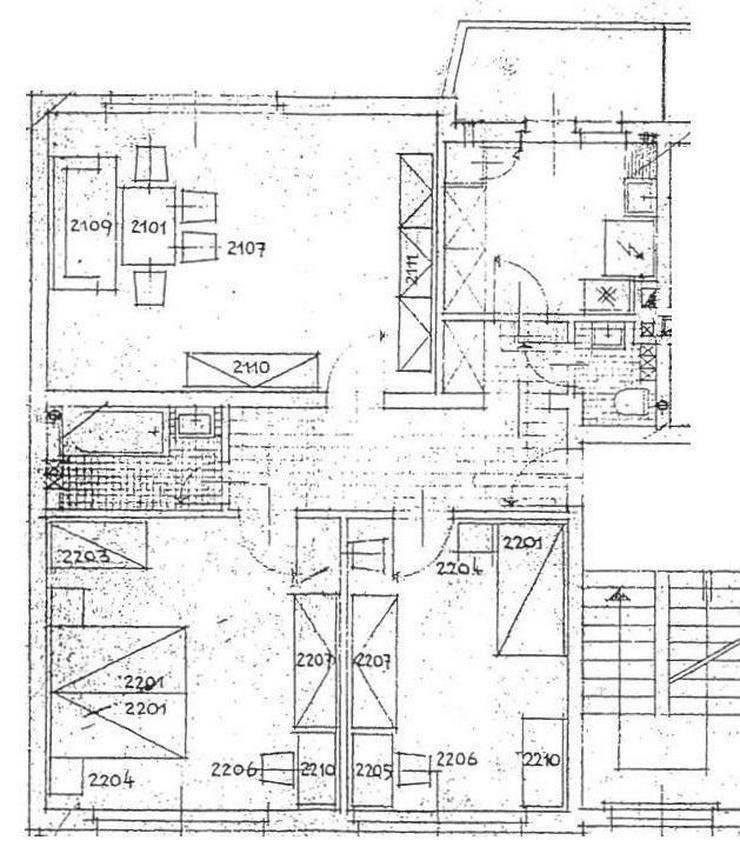 Erstbezug nach Sanierung - Wohnung mieten - Bild 1