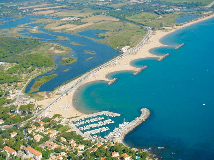 Mobilheim zu mieten in Süd Frankreich am Mitte