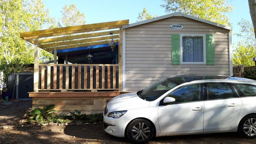 Bild 3: Mobilheim zu mieten in Süd Frankreich am Mitte