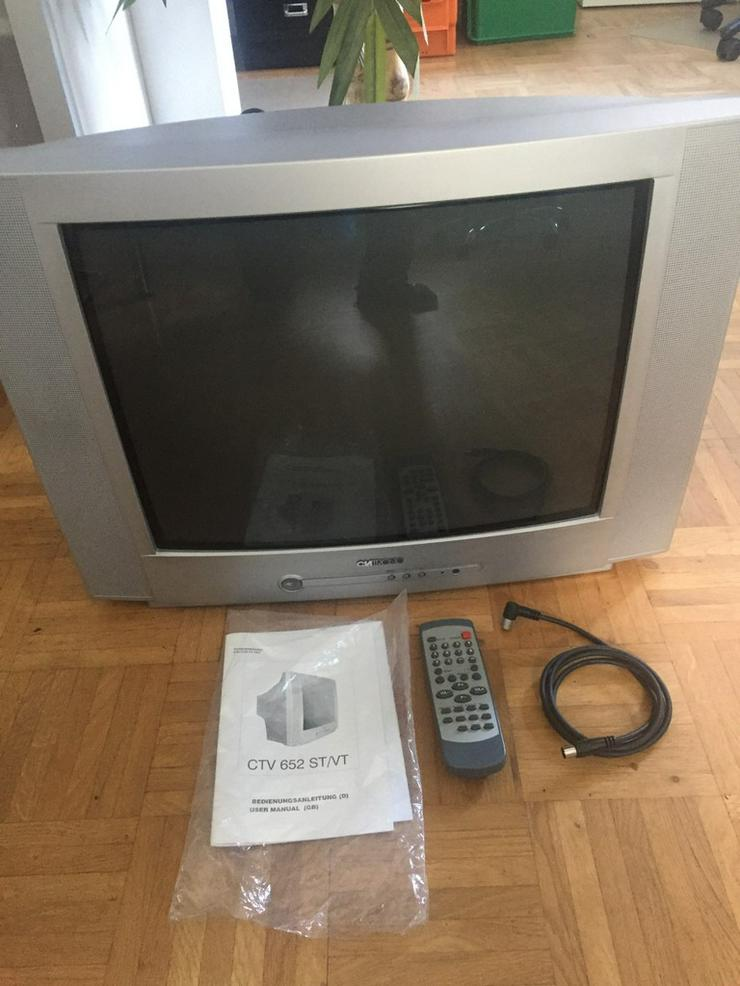 CLATRONIC TV CTV 652 ST/VT