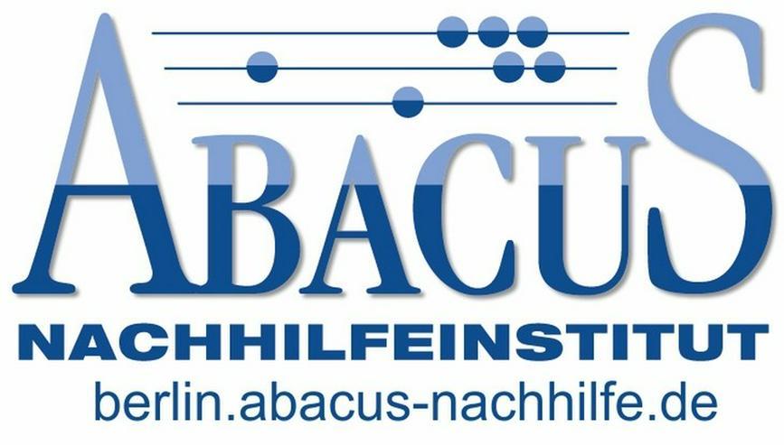 ABACUS-Einzelnachhilfe zu Hause für ganz Berlin