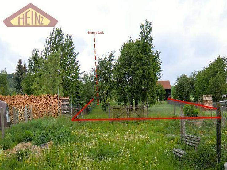 Bild 2: Gartengrundstück