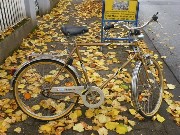 (225) 3 Gang Rücktritts?bremse 26 Zoll Rh 56 - Citybikes, Hollandräder & Cruiser - Bild 1