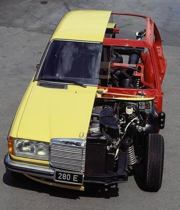 Mercedes W123 123 E-Klasse - Reparatur Service