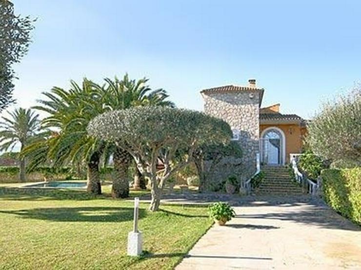 Bild 3: Traumhaftes Fincaanwesen mit Gästehaus u. parkähnlicher Gartenanlage nahe Denia