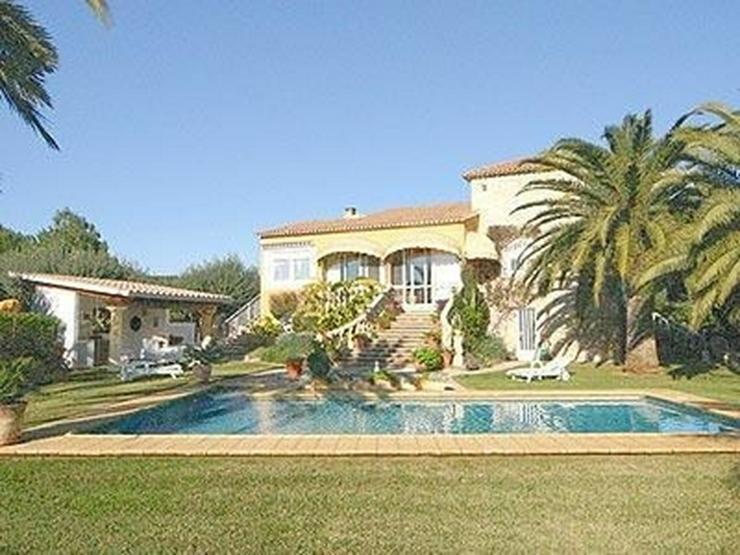 Traumhaftes Fincaanwesen mit Gästehaus u. parkähnlicher Gartenanlage nahe Denia - Haus kaufen - Bild 1