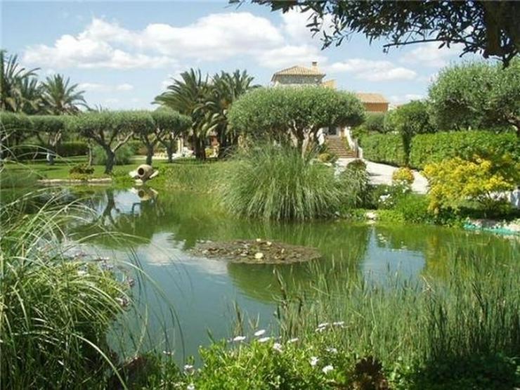 Bild 6: Traumhaftes Fincaanwesen mit Gästehaus u. parkähnlicher Gartenanlage nahe Denia