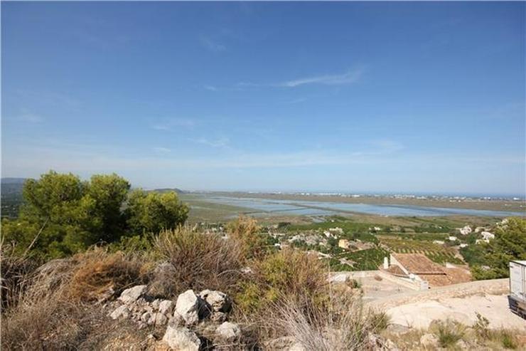 1200 m² Baugrundstück in sonniger Lage mit Aussicht aufs Meer, die Berge und Pegos Natur... - Grundstück kaufen - Bild 1