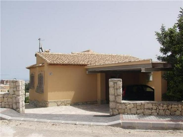 Bild 4: Neuwertige, gut ausgestattete Villa mit herrlicher Fernsicht bei Pego