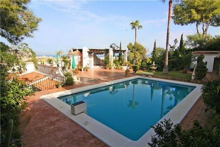 Bild 2: Stadtnahe Villa, privat gelegen mit Pool, Sauna, Jacuzzi und vielen Extras in Javea