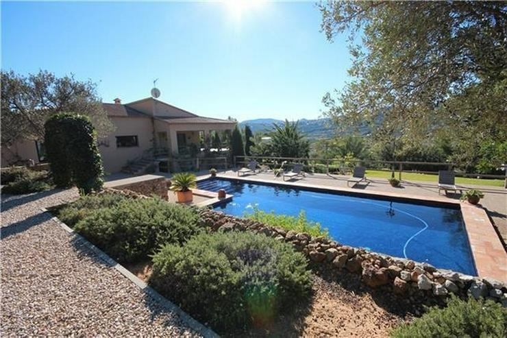 Traumhafte Finca mit Gästehaus nahe Denia, Patio, BBQ, Pool, ZH, Klimaanlage, Kamin, u.v.... - Haus kaufen - Bild 1