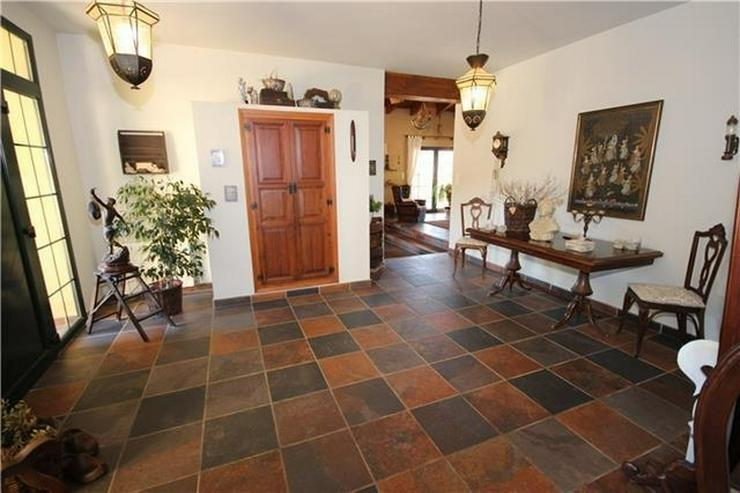 Bild 4: Traumhafte Finca mit Gästehaus nahe Denia, Patio, BBQ, Pool, ZH, Klimaanlage, Kamin, u.v....