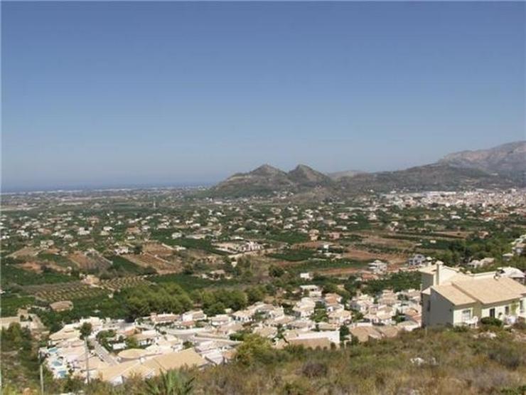 Bild 6: Traumgrundstück mit unverbaubarer Meersicht am nahezu höchsten Punkt des Monte Solana