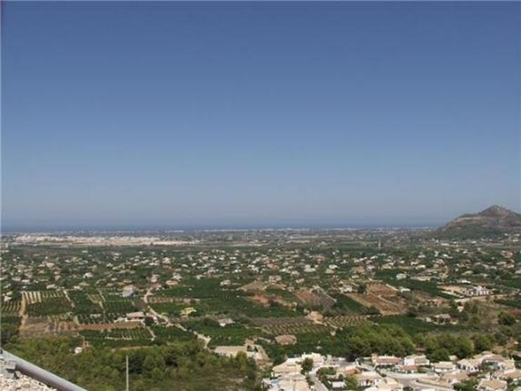 Bild 5: Traumgrundstück mit unverbaubarer Meersicht am nahezu höchsten Punkt des Monte Solana