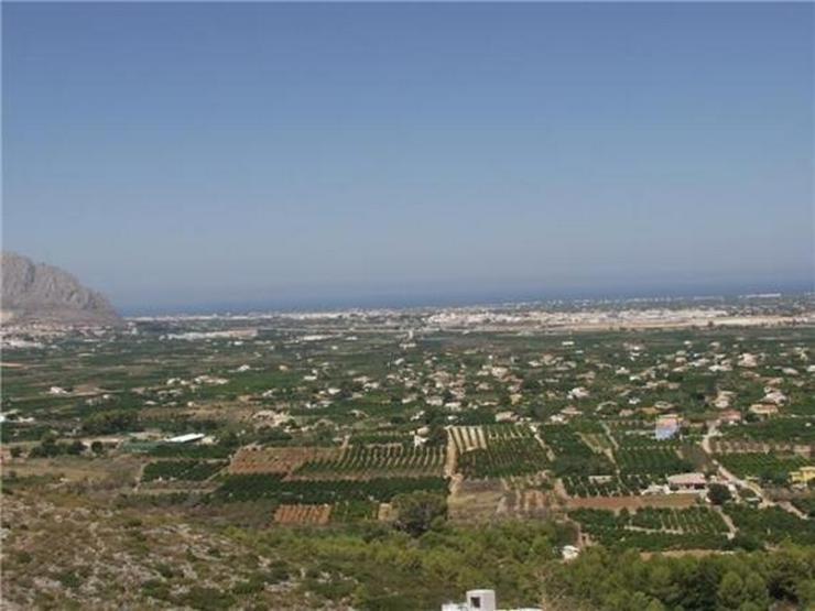Traumgrundstück mit unverbaubarer Meersicht am nahezu höchsten Punkt des Monte Solana - Grundstück kaufen - Bild 1