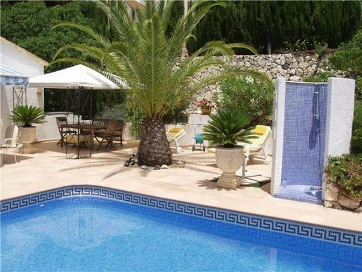 Bild 4: Neu renovierte Villa mit 2 Wohneinheiten, gr Pool und herrlicher Meersicht in Benissa (Bue...