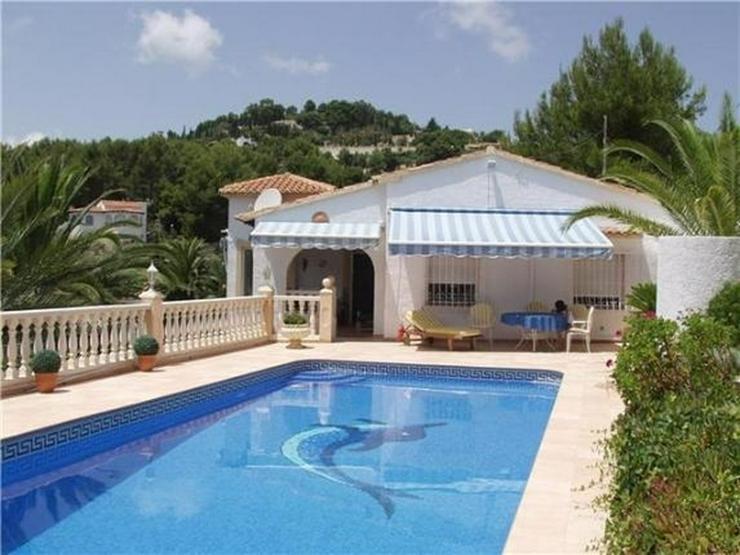 Neu renovierte Villa mit 2 Wohneinheiten, gr Pool und herrlicher Meersicht in Benissa (Bue... - Haus kaufen - Bild 1