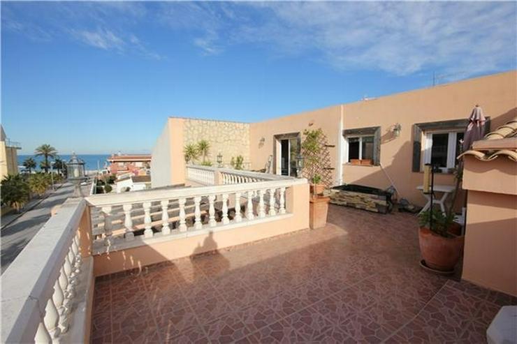 Bild 2: Kapitalanlage - Existenzgründung: Hostal mit Gästewohnungen nur 100 Meter vom Strand ent...