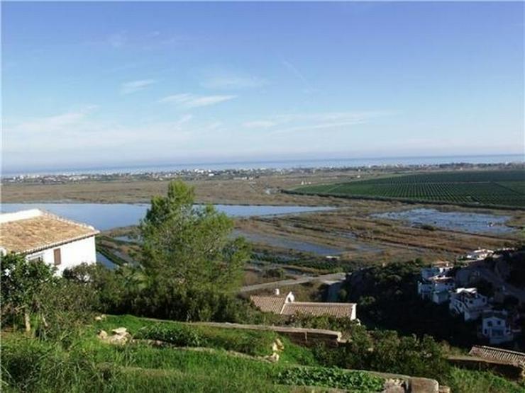 Großes Baugrundstück am Monte Pego mit herrlicher Meersicht - Grundstück kaufen - Bild 1