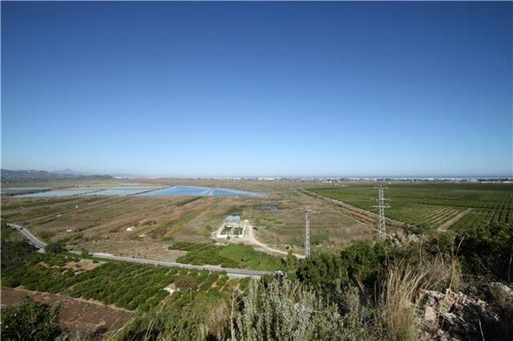 Bild 2: Fantastisches Baugrundstück am Monte Pego mit unglaublich schönen Panoramameerblick