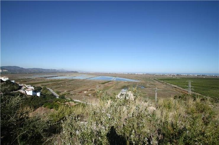 Bild 3: Fantastisches Baugrundstück am Monte Pego mit unglaublich schönen Panoramameerblick