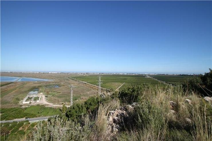 Bild 6: Fantastisches Baugrundstück am Monte Pego mit unglaublich schönen Panoramameerblick
