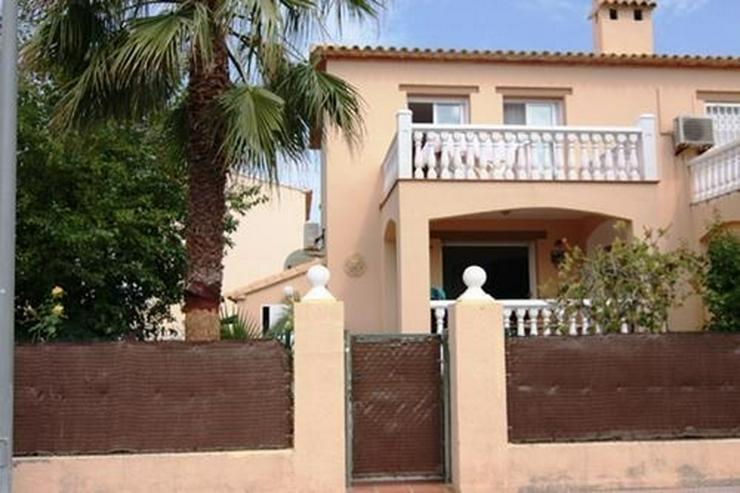 Doppelhaus-Hälfte in ruhiger Lage nahe dem kilometerlangen Sandstrand von Denia-Deveses - Haus kaufen - Bild 1