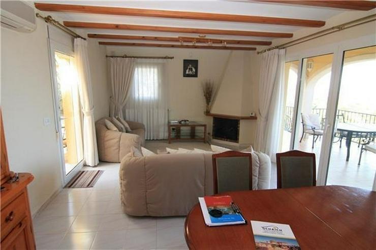 Bild 2: Sehr schöne Villa mit wunderschönen Blick auf das Meer und die Bucht von Valencia in La ...