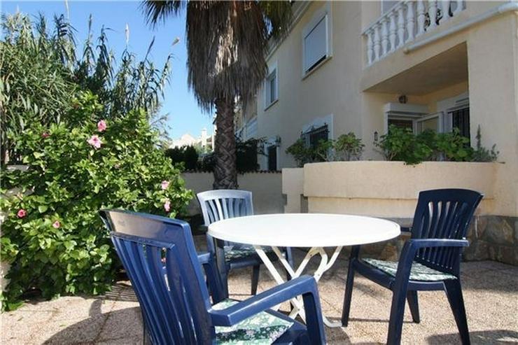 Bild 2: Naturnahes 2 SZ Apartment mit Terrasse, Stellplatz und das Meer zum greifen nahe