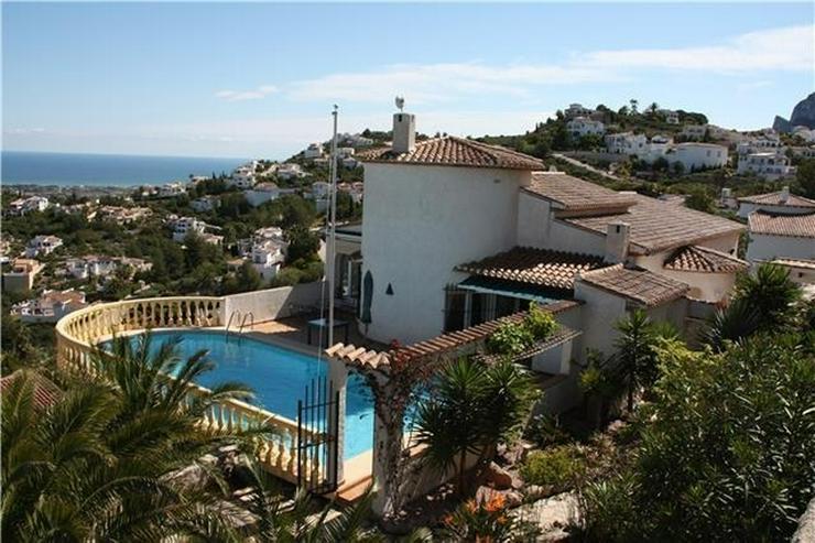 Schöne 4 SZ Villa mit Pool, wunderschöner Aussicht und grosser Einliegerwohnung in Monte... - Haus kaufen - Bild 1