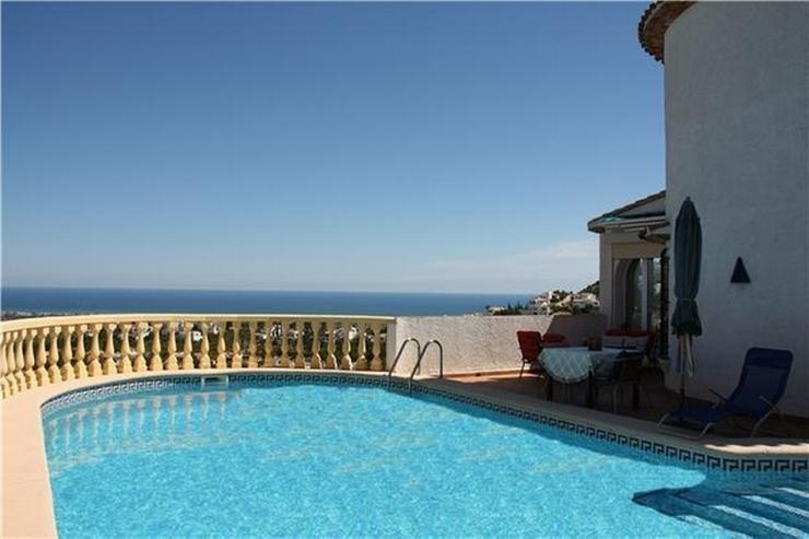 Bild 4: Schöne 4 SZ Villa mit Pool, wunderschöner Aussicht und grosser Einliegerwohnung in Monte...