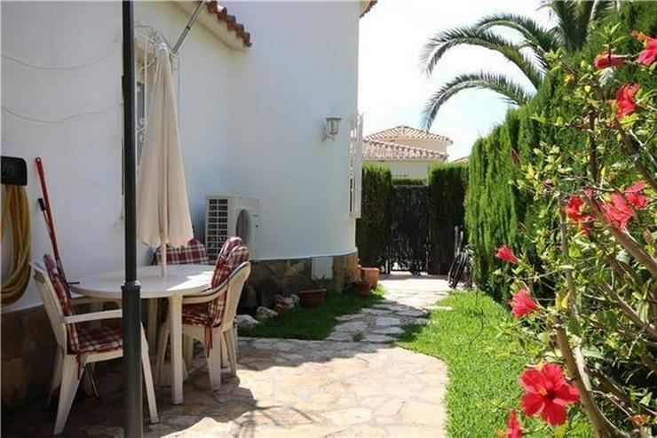 Bild 2: Gemütliche 2 SZ Villa mit BZ, Klima, Terrasse, unweit vom Golfplatz und Meer