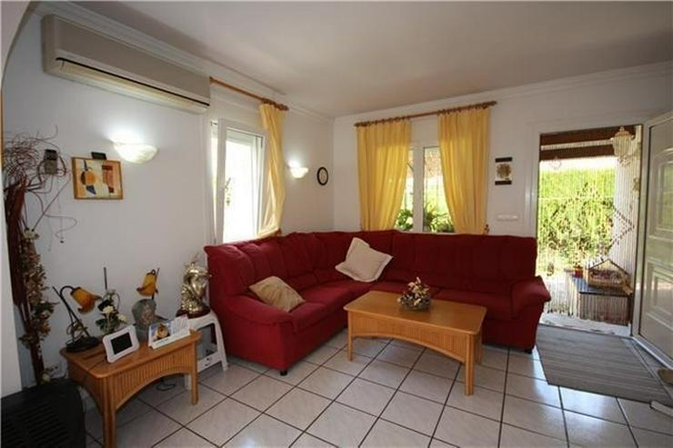 Bild 6: Gemütliche 2 SZ Villa mit BZ, Klima, Terrasse, unweit vom Golfplatz und Meer