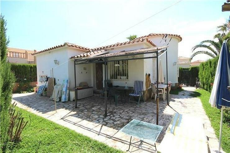 Gemütliche 2 SZ Villa mit BZ, Klima, Terrasse, unweit vom Golfplatz und Meer - Haus kaufen - Bild 1