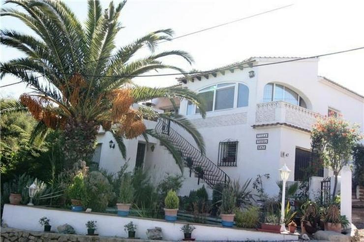 Bild 10: Gemütliche und sehr gepflegte Villa mit drei Schlafzimmern in Benidoleig