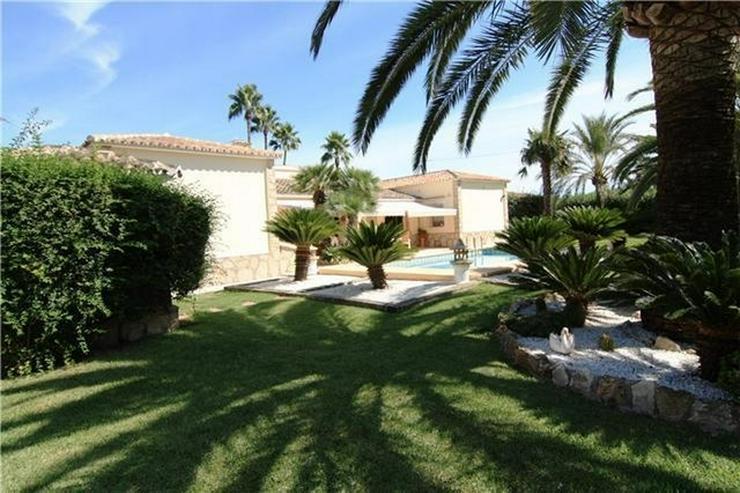 Bild 4: Schöne Villa mit großem Grundstück in Denia- Las Marinas nur 200 Meter zum Meer