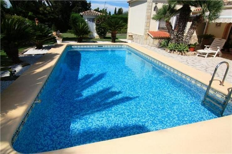 Bild 6: Schöne Villa mit großem Grundstück in Denia- Las Marinas nur 200 Meter zum Meer