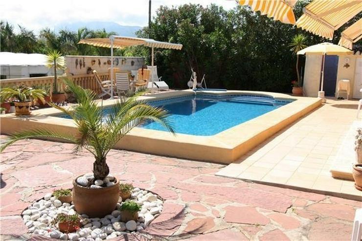 Gemütliche Villa in schöner, ruhiger ländlicher Lage vor Denia - Haus kaufen - Bild 5