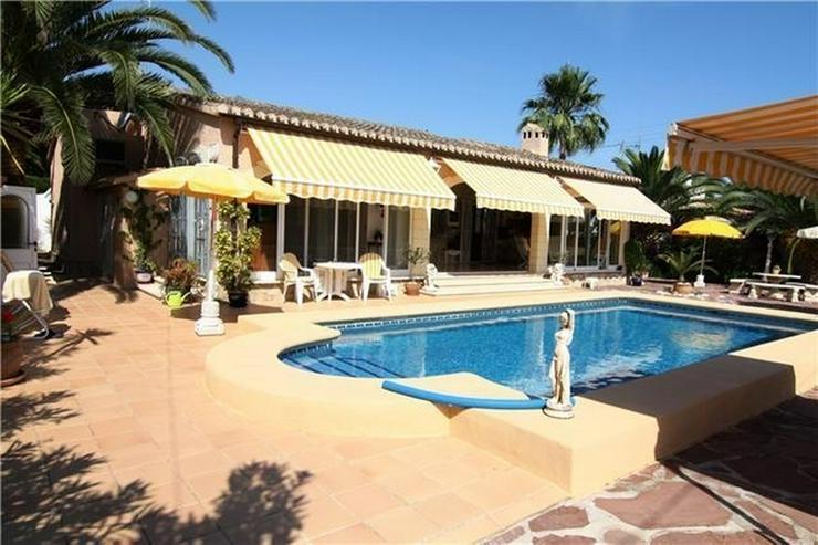 Gemütliche Villa in schöner, ruhiger ländlicher Lage vor Denia - Haus kaufen - Bild 1
