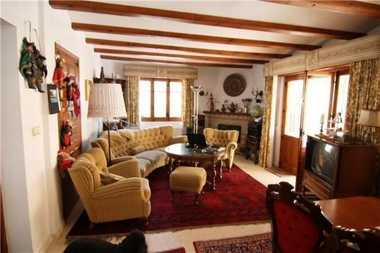 Gemütliche Villa in schöner, ruhiger ländlicher Lage vor Denia - Haus kaufen - Bild 4