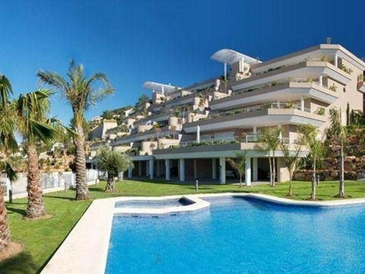 Exklusives Luxusappartement mit paradiesischem Meerblick und Gemeinschaftspool - Wohnung kaufen - Bild 1