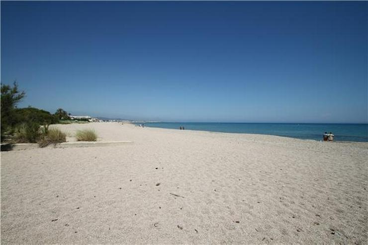 Bild 4: Gepflegtes Apartment mit Gemeinschaftspool in Denia Les Deveses, nur 20 m vom Strand entfe...