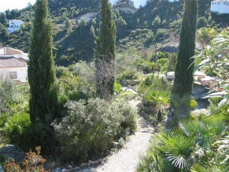 Bild 4: Reizvoll gelegenes Baugrundstück (Baulücke) am Monte Pego mit herrlicher, unverbaubarer ...