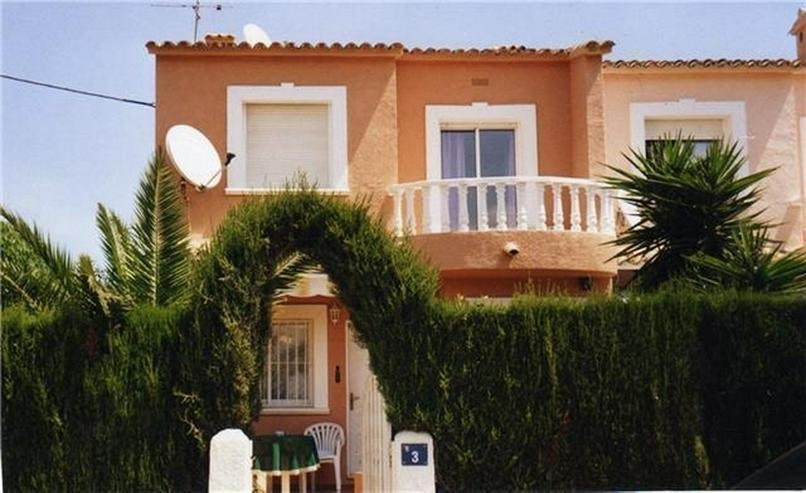 Reihenbungalow mit 2 Schlafzimmern in meernaher Wohnlage von Els Poblets - Haus kaufen - Bild 1