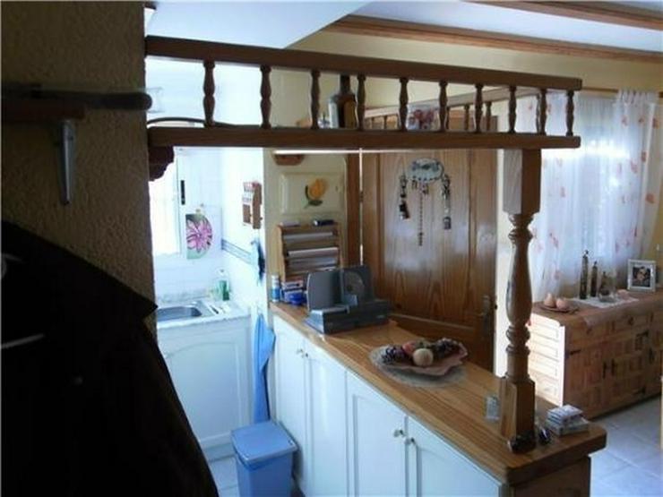 Bild 6: Reihenbungalow mit 2 Schlafzimmern in meernaher Wohnlage von Els Poblets