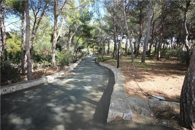 Bild 3: Herrschaftliche Residenz auf traumhaftem Parkgrundstück in Calpe, 10 SZ