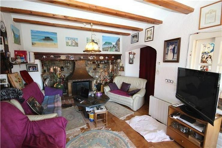 Bild 2: Schöne Villa in Javea, 6SZ, Kamin, BBQ, Pool, Panorama & Meerblick