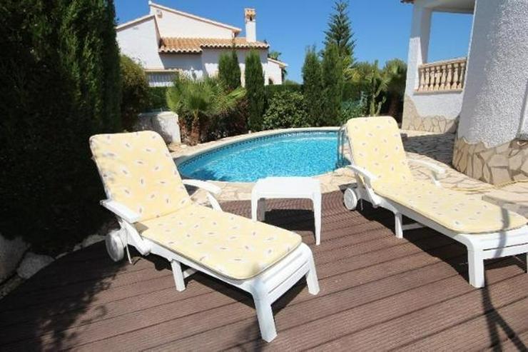 Sehr schöne Villa mit Pool, Außendusche, zentraler Klimaanlage am Monte Solana bei Pedre... - Haus kaufen - Bild 1